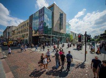 St Enoch Centre Glasgow